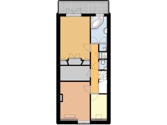 Van Eeghenstraat 6-I Amsterdam - Van Eeghenstraat 6-I Amsterdam made with Floorplanner
