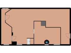 8413 S Sangamon - 8413 S Sangamon made with Floorplanner