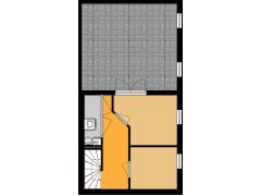 Marie van Zeggelenstraat 53, Spijkenisse - Marie van Zeggelenstraat 53, Spijkenisse made with Floorplanner
