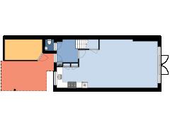 hofzicht-Burgem8 - hofzicht-Burgem8 made with Floorplanner