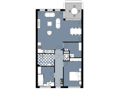 postjr-De_Höf30 - postjr-De_Höf30 made with Floorplanner