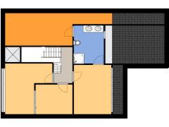 Dorpsstraat 48 te Meeuwen - Dorpsstraat 48 te Meeuwen made with Floorplanner