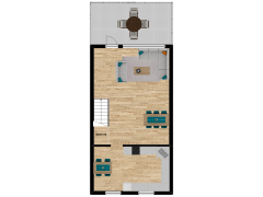Inviso #295076 / FloorPlan #87096 - Inviso #295076 / FloorPlan #87096 made with Floorplanner