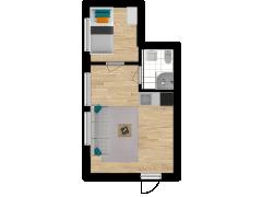 Inviso #296198 / FloorPlan #87091 - Inviso #296198 / FloorPlan #87091 made with Floorplanner