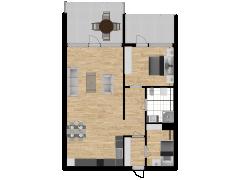 Inviso #295116 / FloorPlan #87102 - Inviso #295116 / FloorPlan #87102 made with Floorplanner