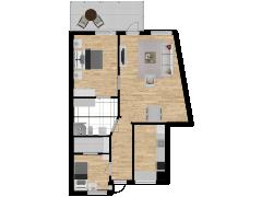 Inviso #296098 / FloorPlan #87103 - Inviso #296098 / FloorPlan #87103 made with Floorplanner