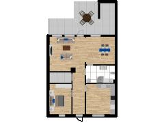 Inviso #294010 / FloorPlan #87098 - Inviso #294010 / FloorPlan #87098 made with Floorplanner