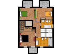 Tempocasa+Verona - Tempocasa+Verona made with Floorplanner