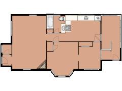 3121 Hartzell Street - 3121 Hartzell Street made with Floorplanner