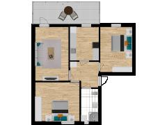Inviso #295838 / FloorPlan #87164 - Inviso #295838 / FloorPlan #87164 made with Floorplanner