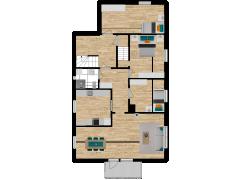 Inviso #295981 / FloorPlan #87171 - Inviso #295981 / FloorPlan #87171 made with Floorplanner