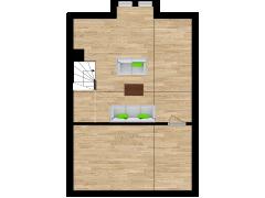 Inviso #295442 / FloorPlan #87176 - Inviso #295442 / FloorPlan #87176 made with Floorplanner