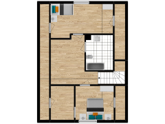 Inviso #295646 / FloorPlan #87169 - Inviso #295646 / FloorPlan #87169 made with Floorplanner