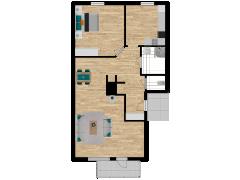 Inviso #295061 / FloorPlan #87179 - Inviso #295061 / FloorPlan #87179 made with Floorplanner