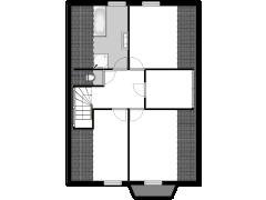 Moerbosch 17 - Moerbosch 17 made with Floorplanner