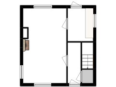 Kerkplein 7 - Kerkplein 7 made with Floorplanner