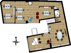 24 rue de Milan - 75009 - 24 rue de Milan - 75009 made with Floorplanner