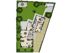 De Imker 7, Berlicum - De Imker 7, Berlicum made with Floorplanner