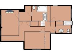 6937 S Calumet Ave - 6937 S Calumet Ave made with Floorplanner