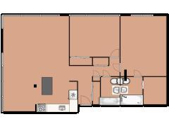 5757 N SHERIDAN 12J - 5757 N SHERIDAN 12J made with Floorplanner