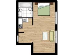 Inviso #294876 / FloorPlan #4 - Inviso #294876 / FloorPlan #4 made with Floorplanner