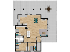 Inviso #295975 / FloorPlan #87415 - Inviso #295975 / FloorPlan #87415 made with Floorplanner
