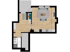 Inviso #296362 / FloorPlan #87432 - Inviso #296362 / FloorPlan #87432 made with Floorplanner