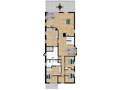 Inviso #293115 / FloorPlan #87409 - Inviso #293115 / FloorPlan #87409 made with Floorplanner