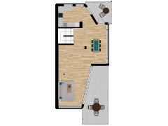 Inviso #295517 / FloorPlan #87403 - Inviso #295517 / FloorPlan #87403 made with Floorplanner