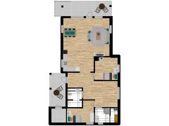 Inviso #294845 / FloorPlan #87426 - Inviso #294845 / FloorPlan #87426 made with Floorplanner