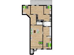 Inviso #295711 / FloorPlan #87420 - Inviso #295711 / FloorPlan #87420 made with Floorplanner