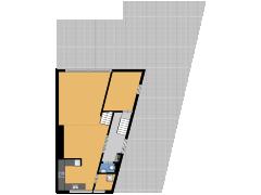 Blankenbergsestraat 22, Amsterdam - Blankenbergsestraat 22, Amsterdam made with Floorplanner