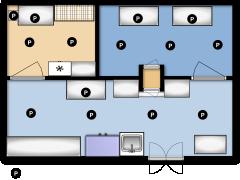 Meadows Regional Medical Center - Meadows Regional Medical Center made with Floorplanner