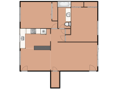 6555 N Harlem Ave - 6555 N Harlem Ave made with Floorplanner
