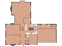 910 S Elm St - 910 S Elm St made with Floorplanner