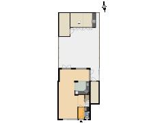 9940 - WOUDENB - Van Goghlaan 31 - Woudenberg - 9940 - WOUDENB - Van Goghlaan 31 - Woudenberg made with Floorplanner