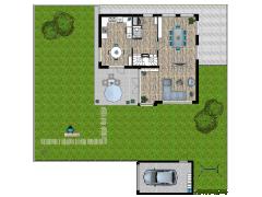BLEIK-Vasali12 - BLEIK-Vasali12 made with Floorplanner