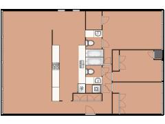 2022 Saint Johns Ave 201 - 2022 Saint Johns Ave 201 made with Floorplanner