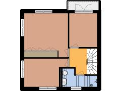 36390 - RAADHUIS - Koppeldijk 25 - Abcoude - 36390 - RAADHUIS - Koppeldijk 25 - Abcoude made with Floorplanner