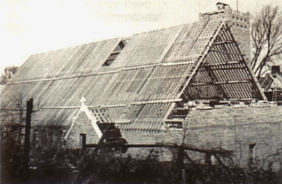 The Construction of the Roof