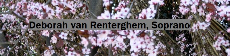 Deborah van Renterghem