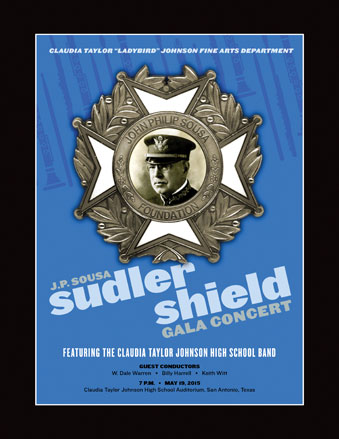 The Sudler Shield Awared