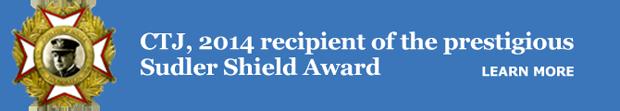CTJ Named Sudler Shield Recipient