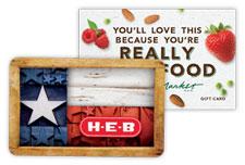 H-E-B Gift Card