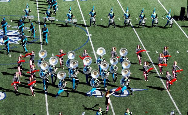 CTJ Three Tall Tubas