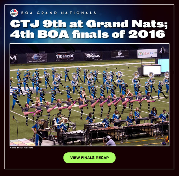 CTJ at BOA Grand Nationals