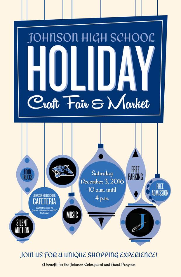 Johnson Holiday Craft Fair