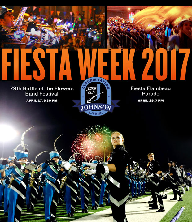 Johnson's Fiesta Week Events