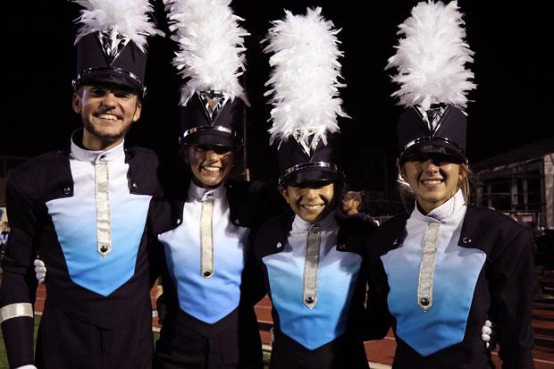 CTJ 2017 Drum Majors