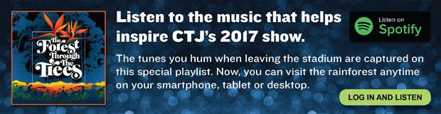 CTJ 2017 Show on Spotify
